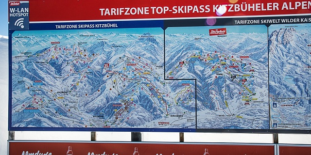 Top Skiregion © Kurt Tropper